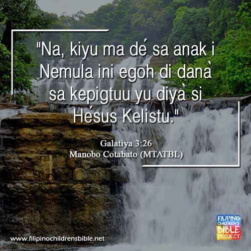 Manobo Cotabato Bible