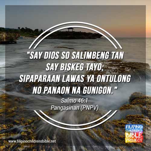 Pangasinan Bible resources
