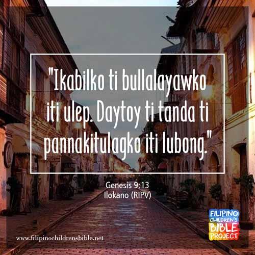 Ilokano Bible resources
