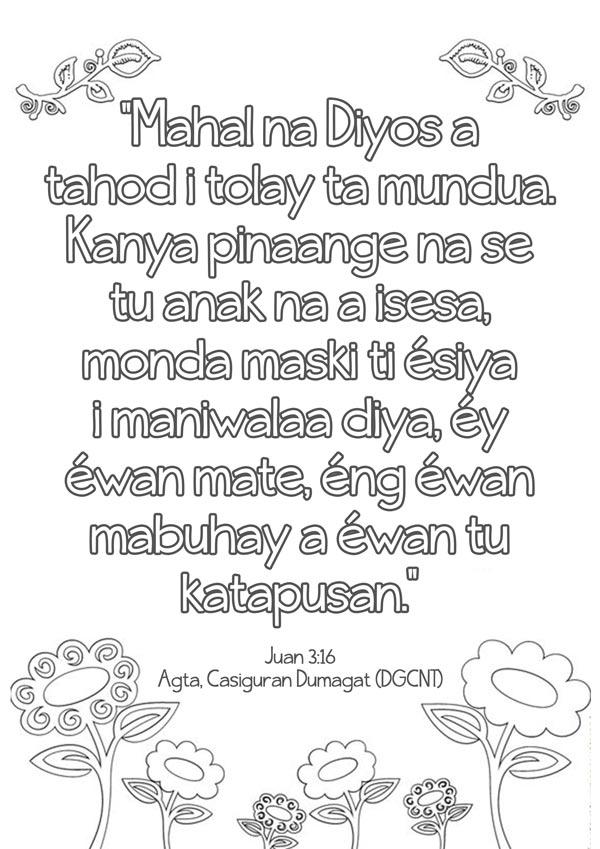 Agta Bible