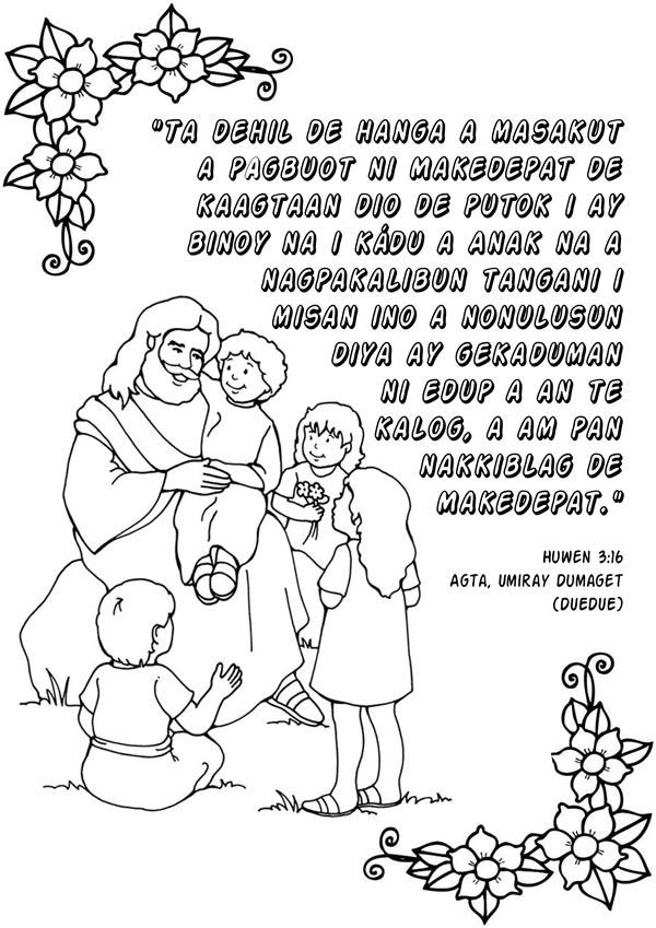 Agta Umiray Dumaget bible