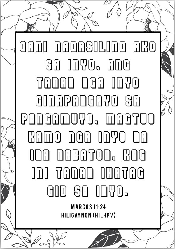 Hiligaynon Bible